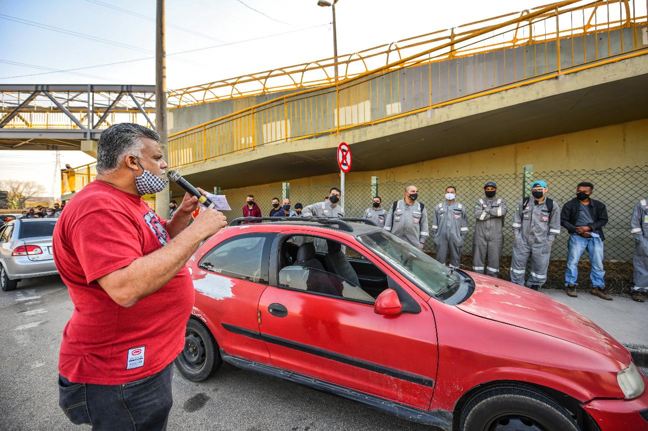 SINTRICOM convoca trabalhadores da base da Revap para assembleia na próxima quarta