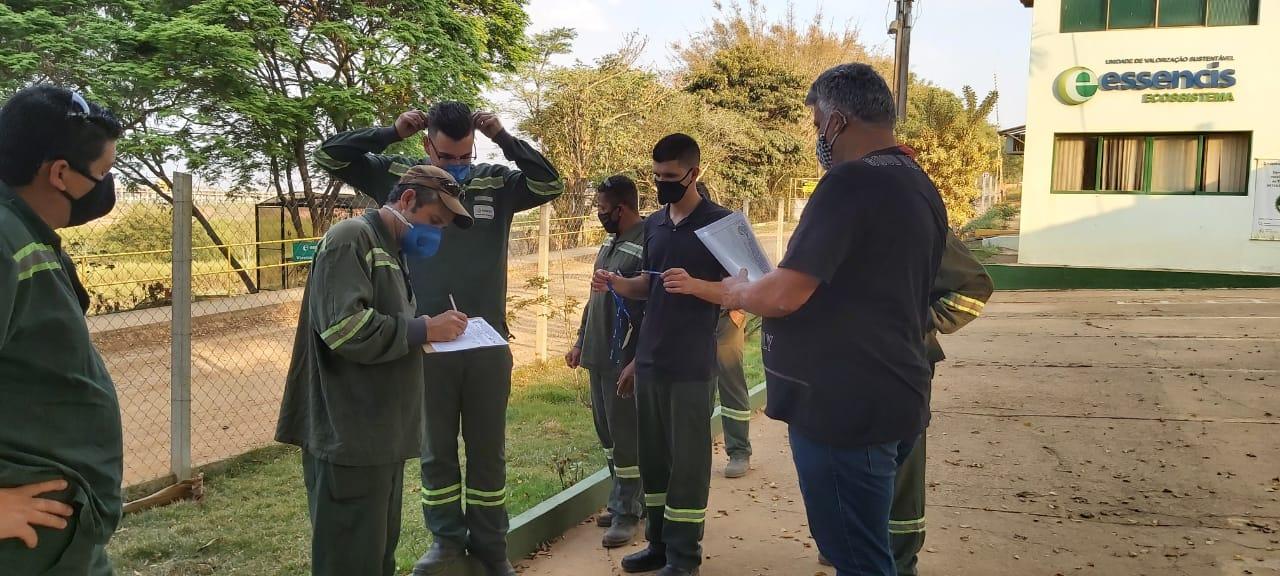MARCELO RODOLFO RESTABELECE REPRESENTATIVIDADE DOS TRABALHADORES ESSENCIS COM SINTRICOM