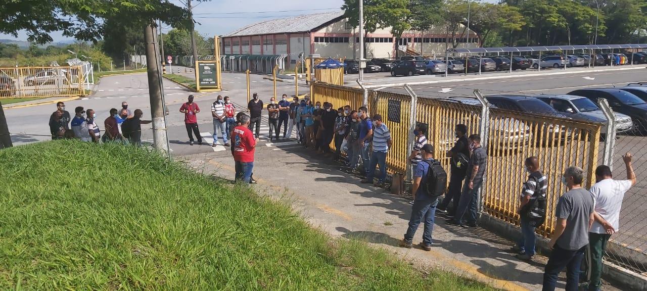 Trabalhadores da COMAU definem com Sintricom pauta de reivindicações