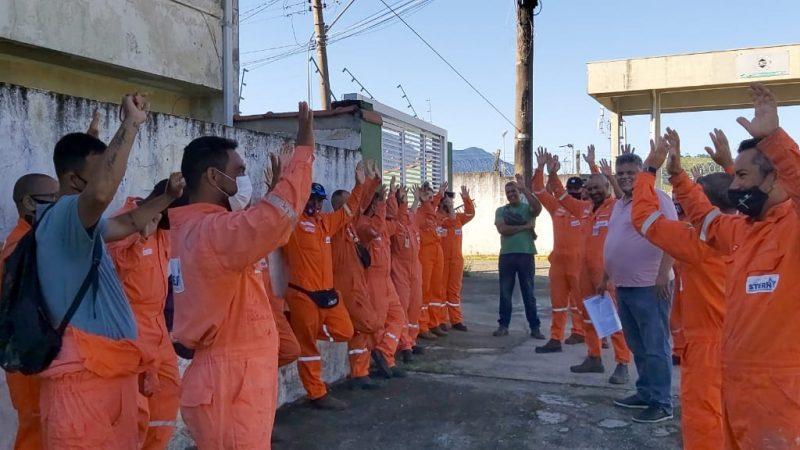 Sintricom e trabalhadores da Stern conquistam acordo coletivo no TEBAR