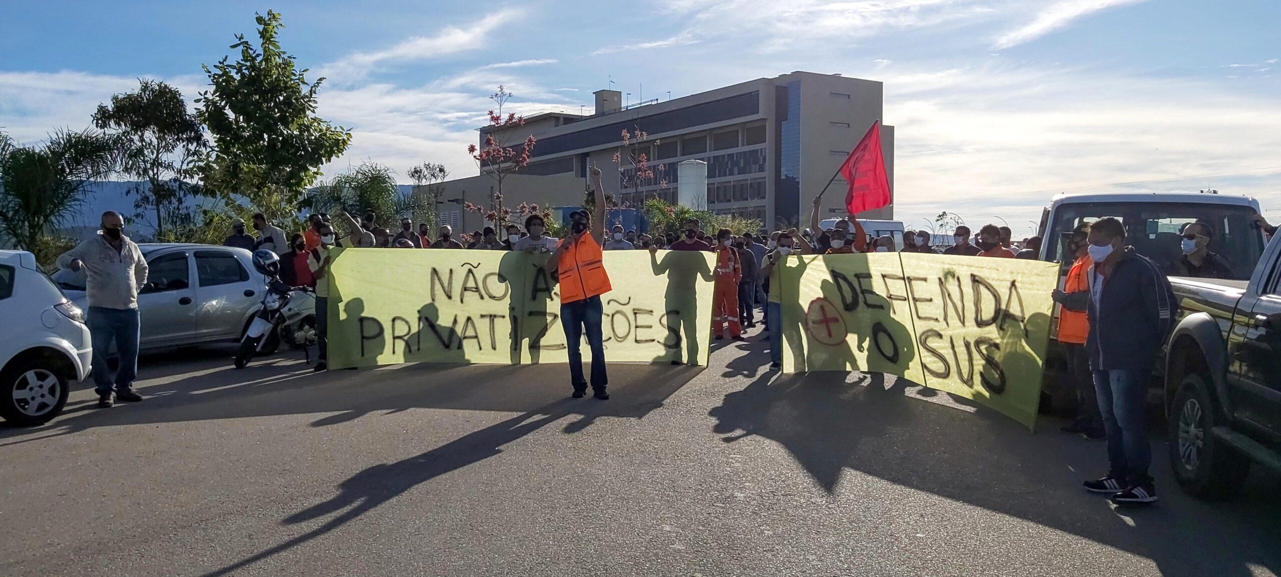 24 de maio: Dia Nacional de Mobilização em defesa da Petrobrás Biocombustíveis