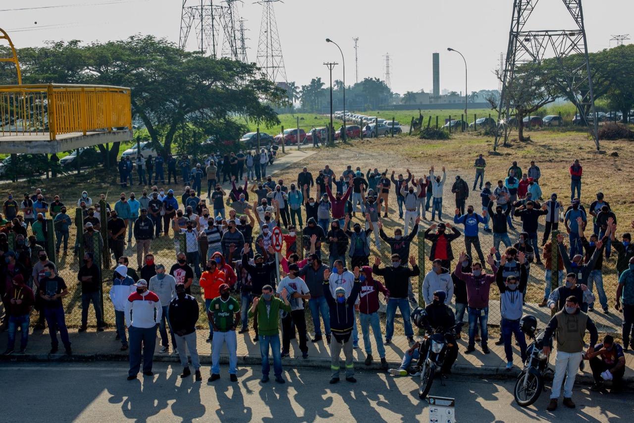Trabalhadores conquistam acordo coletivo e encerram greve na Revap