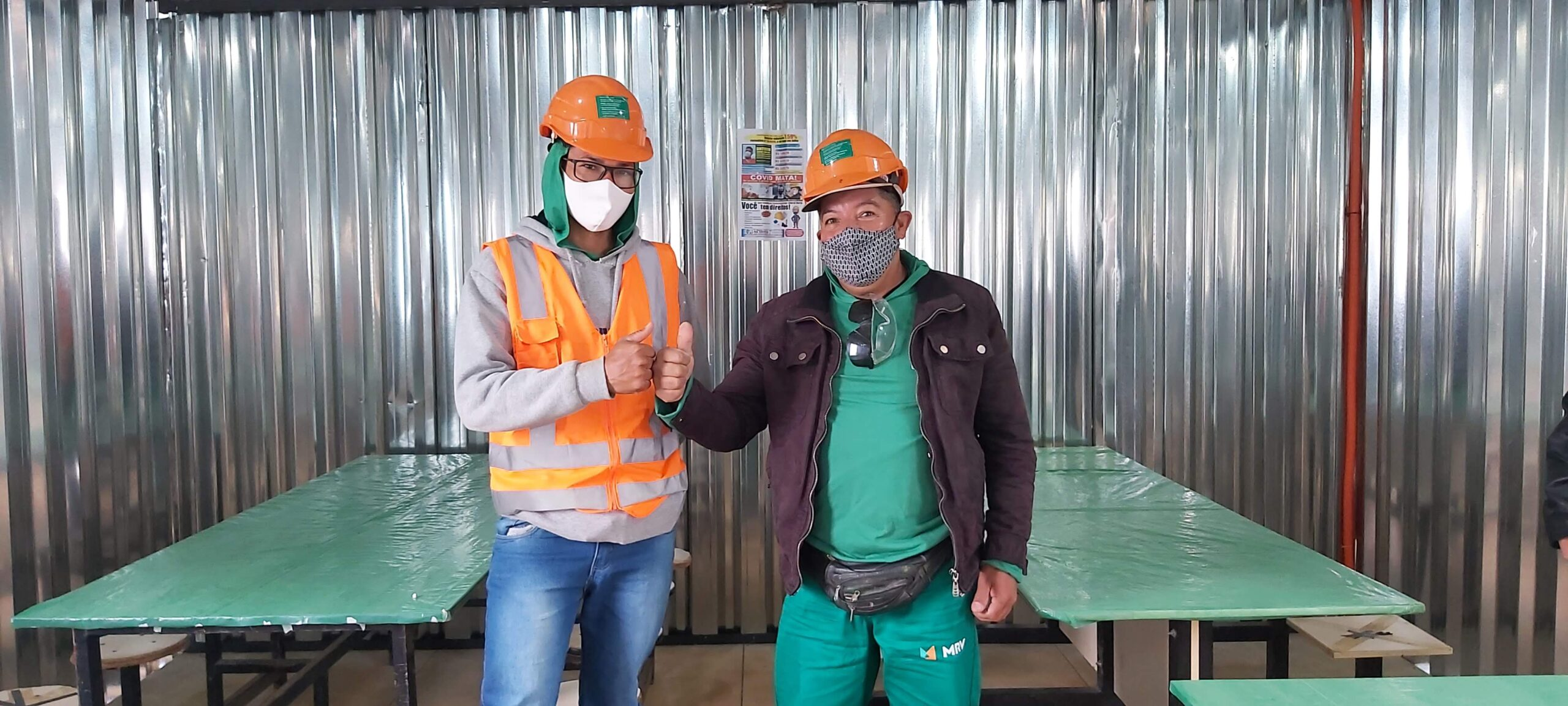 Trabalhadores da MRV elegem CIPA 2021-2022