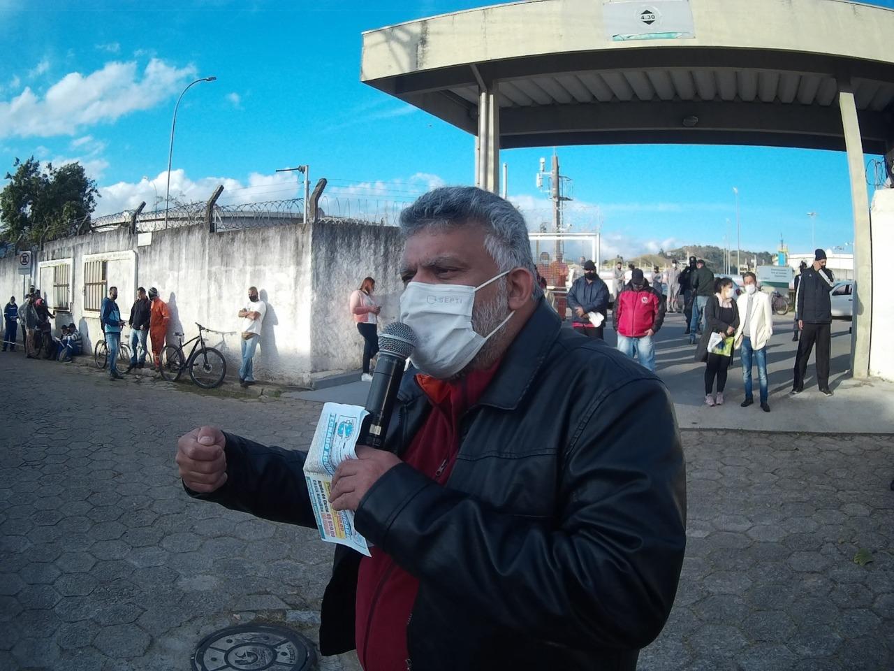 Campanha Salarial avança no TEBAR em São Sebastião