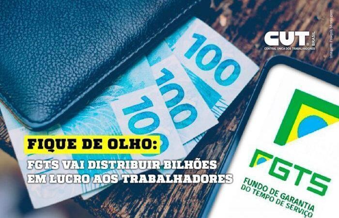 FGTS vai distribuir este mês R$ 8,1 bilhões aos trabalhadores. Veja quem tem direito