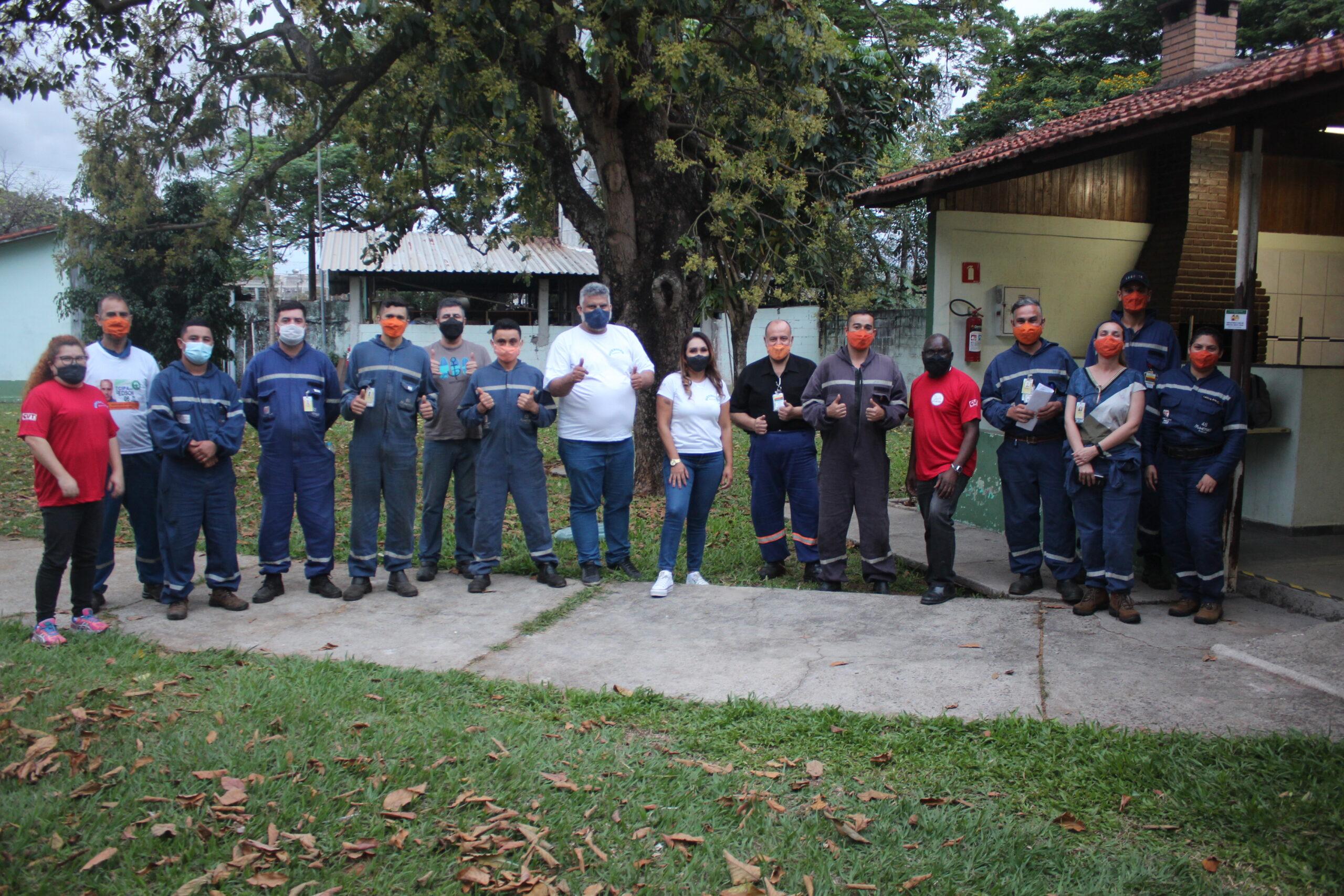 Trabalhadores da Método Potencial elegem seus representantes na CIPA